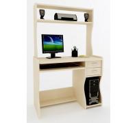 Компьютерный стол Aron4H с надстройкой