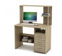 Письменный стол с надстройкой Форест-11