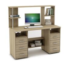 Письменный стол с надстройкой Forest16