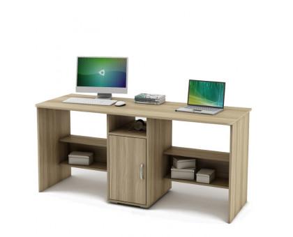 Письменный стол для двоих Форест-7