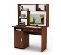 Письменный стол Лайт-2Я с надстройкой