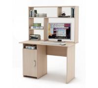 Письменный стол Лайт-2 с надстройкой
