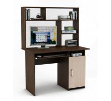 Письменный стол Lait3K с надстройкой