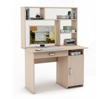 Письменный стол Lait3Y с надстройкой