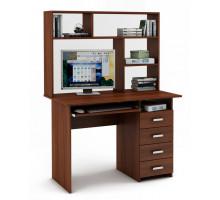 Письменный стол  Lait5K с надстройкой