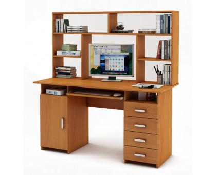Письменный стол Лайт-7К с надстройкой
