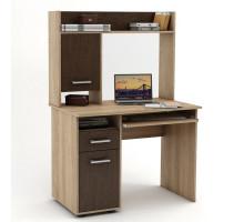 Письменный стол с надстройкой Ostin10