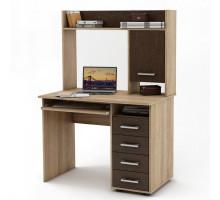 Письменный стол с надстройкой Ostin11