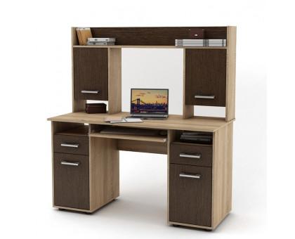 Письменный стол с надстройкой Остин-13