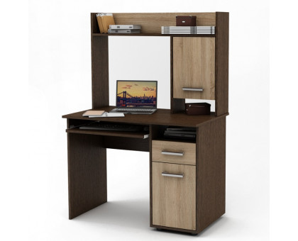 Письменный стол с надстройкой Остин-9