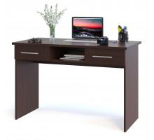 Стол компьютерный Сокол КСТ-107(107.1), цвет венге, ШхГхВ 115х63х75 см.