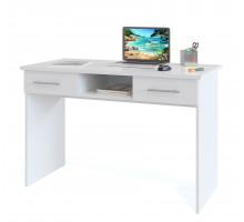 Стол компьютерный Сокол КСТ-107(107.1), цвет белый, ШхГхВ 115х63х75 см.